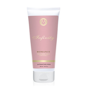 infinity romance body lotion